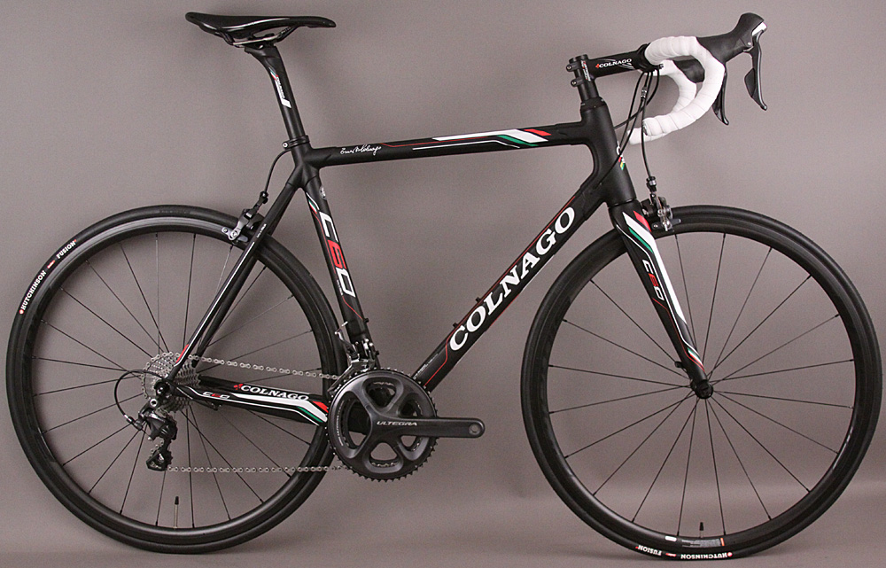 DEMO Colnago C60 Ultegra 6800 Carbon Road Bike 54 Sloping