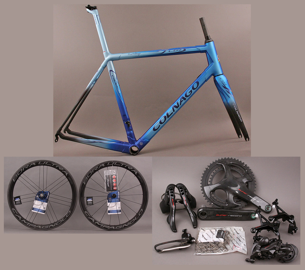 Road Bike Build Kits