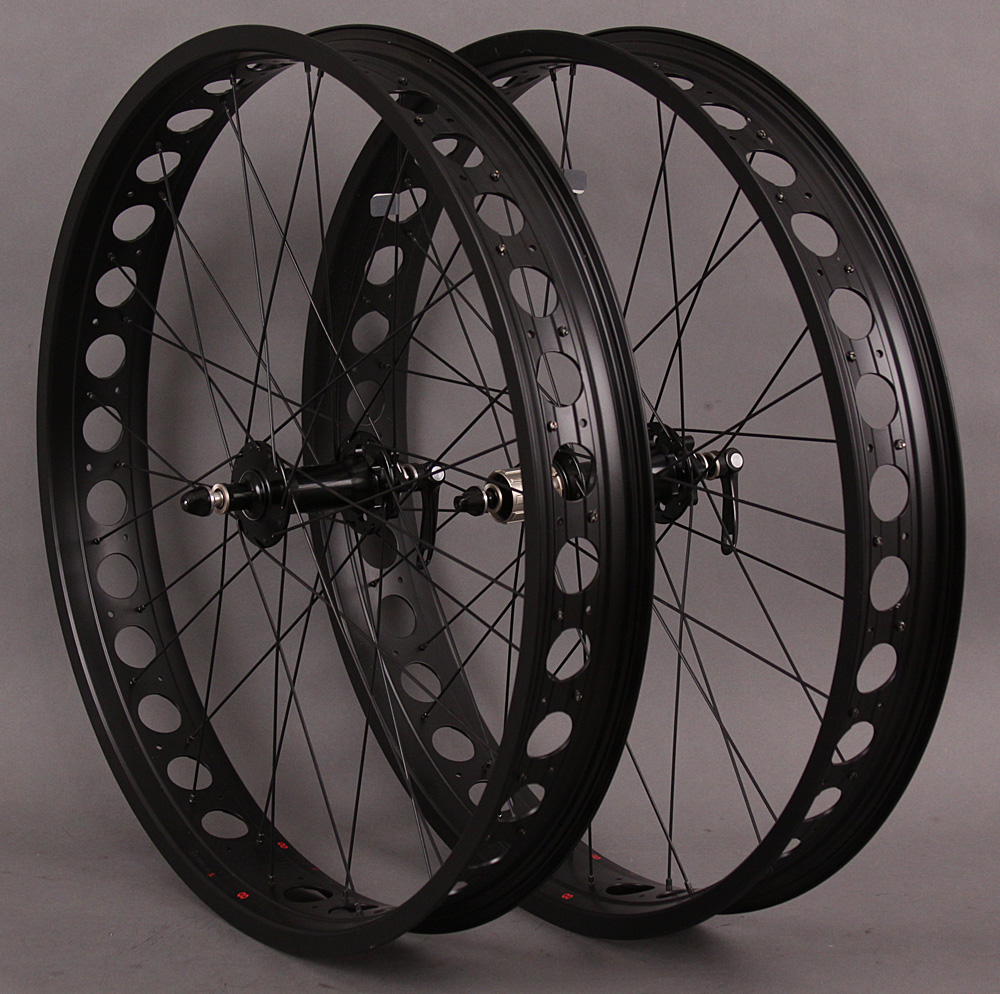Fat Bike Wheels