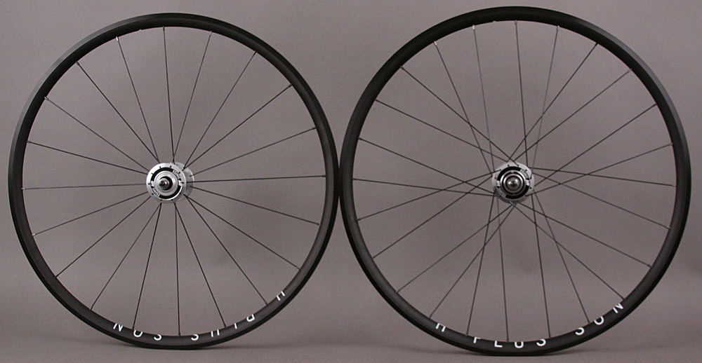 Newly Stocked Track Wheelsets!