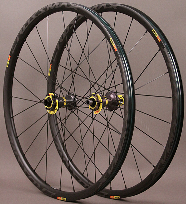 Mavic Wheel Closouts