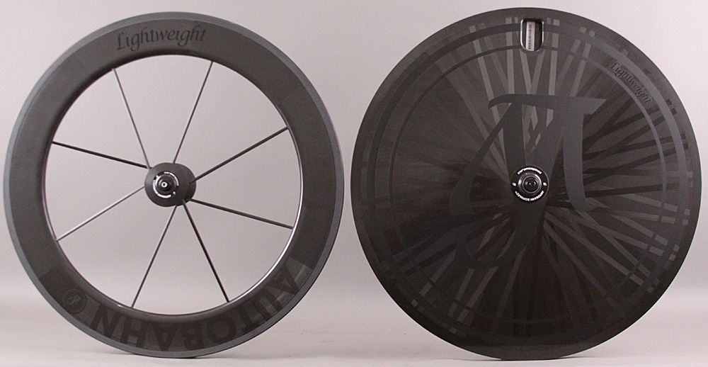 Lightweight Hand-Built Wheels
