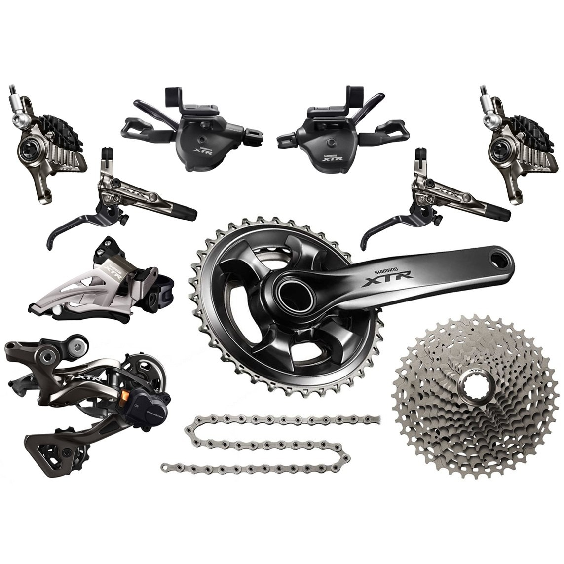 Mountain Bike Components