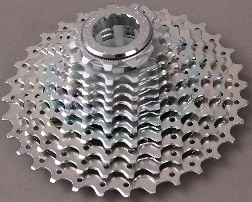 2018 Campagnolo Centaur 11 speed cassette 12-32 with lockring
