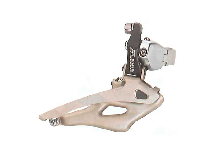 2007 Campagnolo Chorus 10 Speed Front Derailleur 32mm Compact