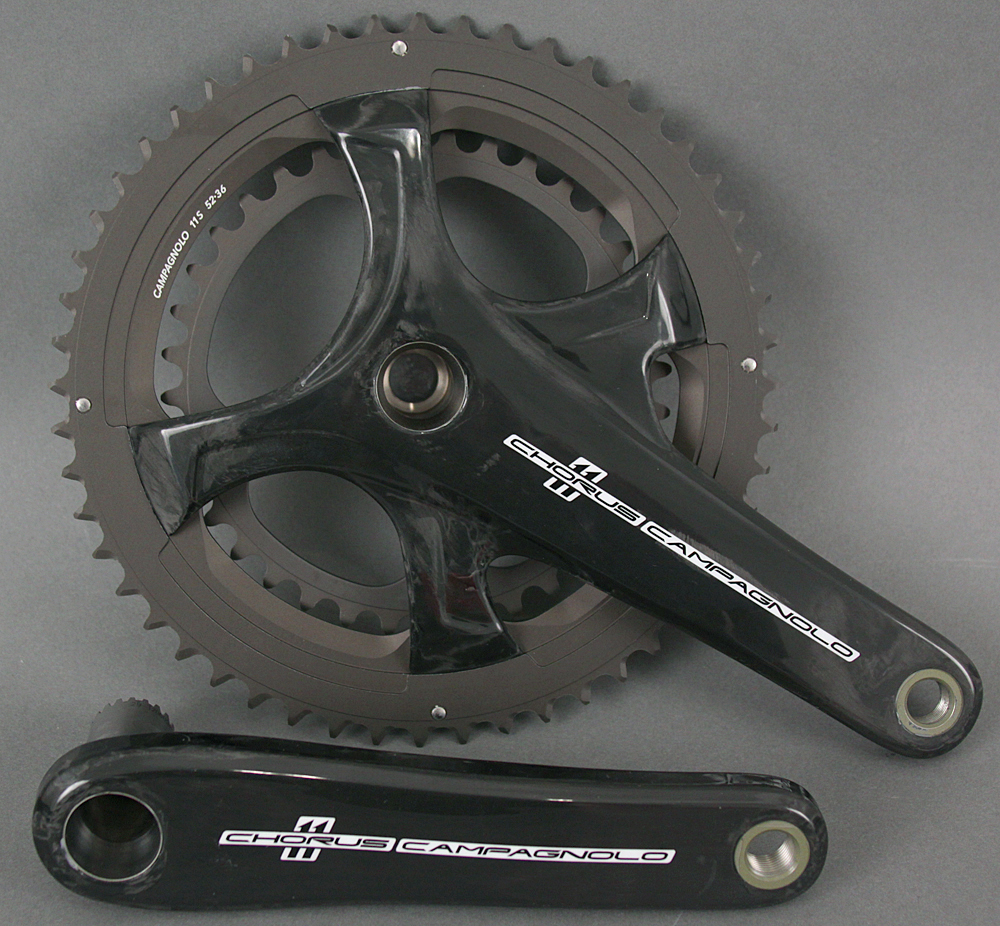 Campagnolo Chorus UT 11 Speed Road Bike Crankset 175 34/50