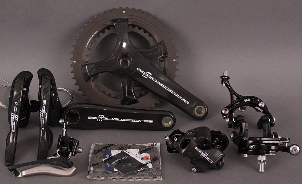 2015 Campagnolo Chorus 11 Speed 6 pc Group 172.5 Crankset