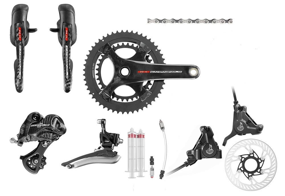 Campagnolo Chorus H11 Hydraulic Disc Brake Groupset