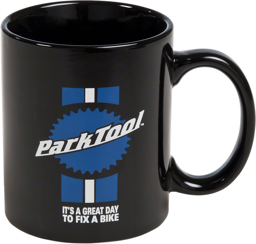 Park Tool ToolMan Coffee Mug: Black