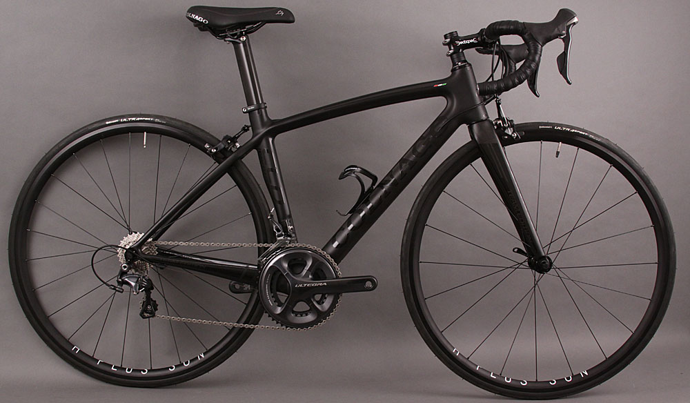 2016 Colnago CLD NERO Ultegra Carbon Road Bike Womens 43cm=51cm