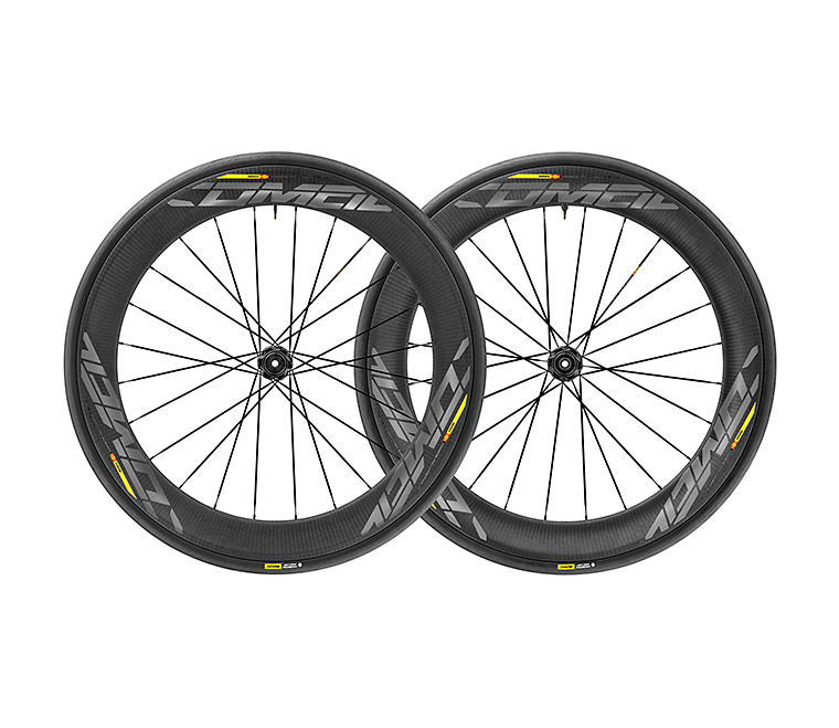 2018 Mavic Comete Pro Carbon SL UST Clincher Road Bike Wheelset