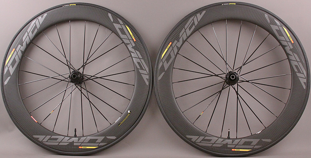 Mavic Comete Pro Carbon SL Disc Brake Road Wheelset UST Tubeless