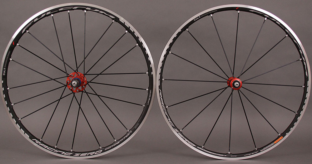 New 2012 Fulcrum Racing Zero Comp Limited Edition Wheelset