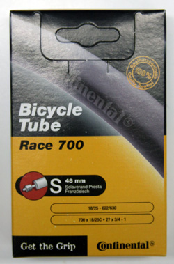 Continental Race Tube 700 x 18/25 - 42mm valve