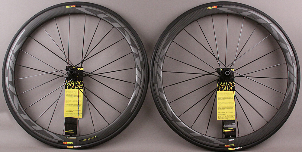 Mavic Cosmic Pro Carbon SL UST Disc Road Bike DEMO Wheelset