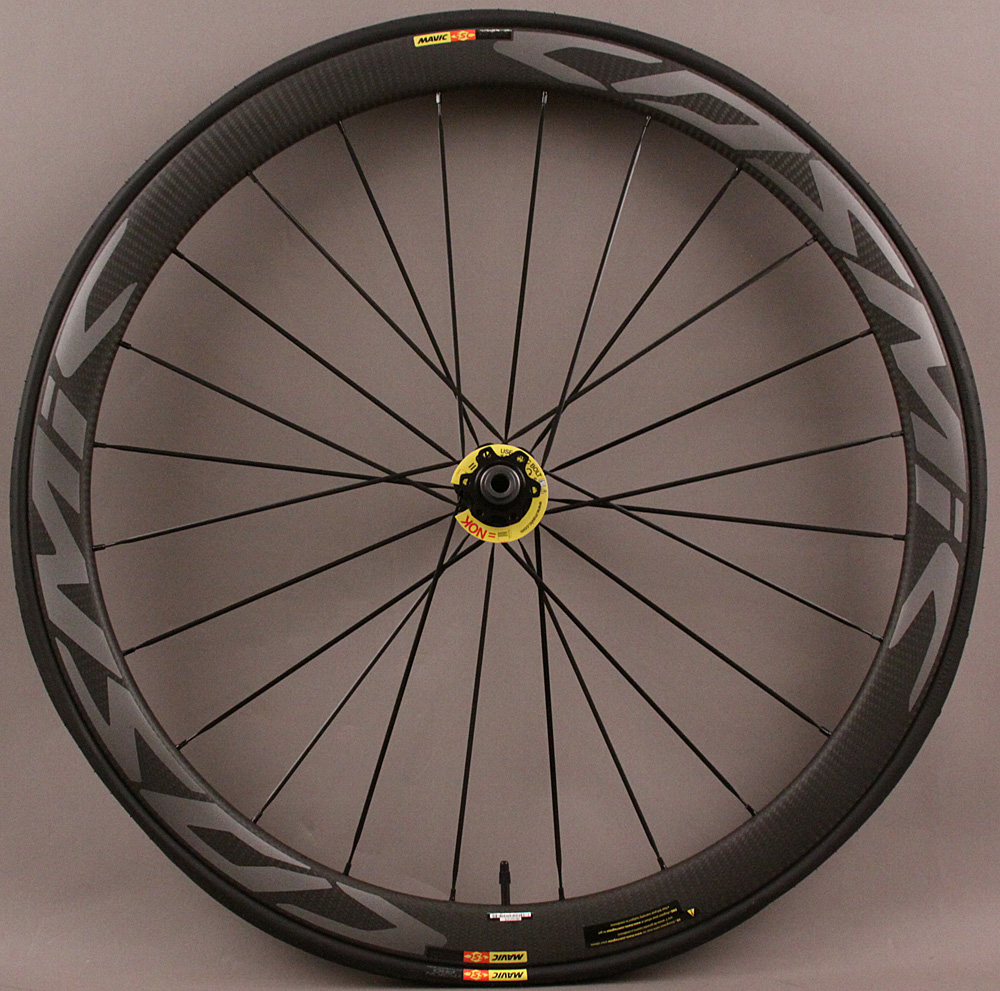 Mavic Cosmic Pro Carbon SL Disc Road Bike Rear Wheel