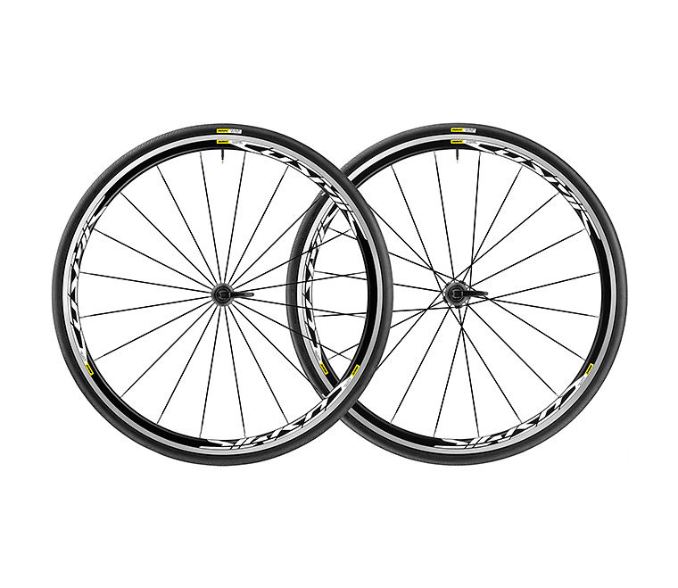 Mavic Cosmic Elite UST Tubeless Road Bike Demo Wheelset Closeout
