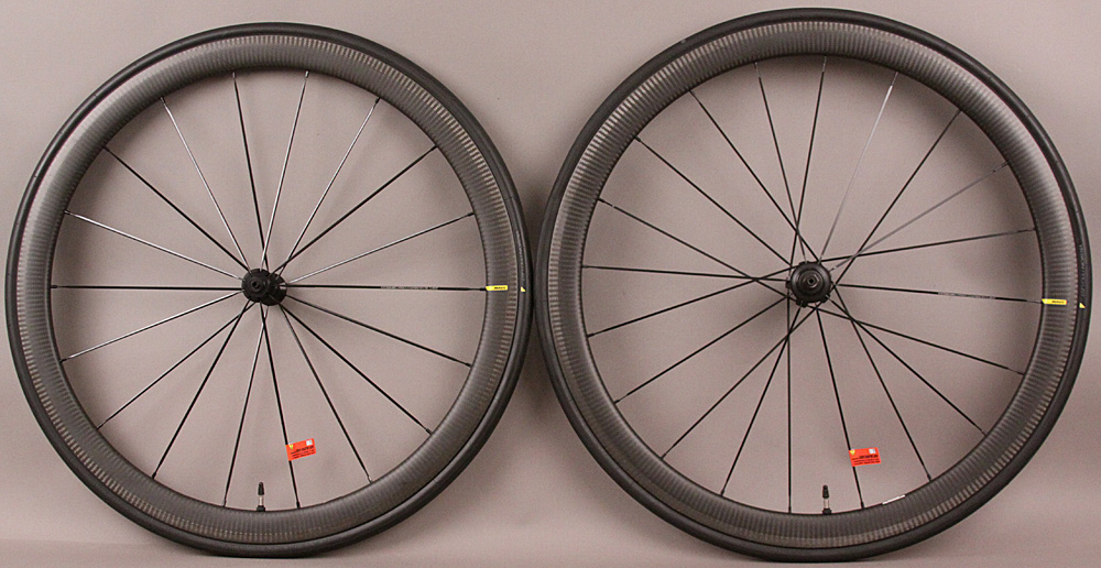 Mavic Cosmic Pro Carbon UST Tubeless Road Bike Wheelset