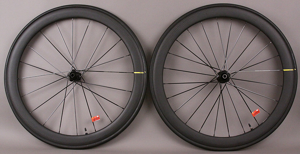 Mavic Cosmic Pro Carbon SL Ust CL Disc Tubeless Road Bike Wheels