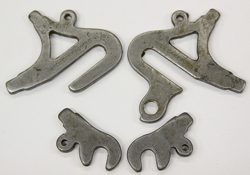 Campagnolo Gran Sport dropouts & fork ends set