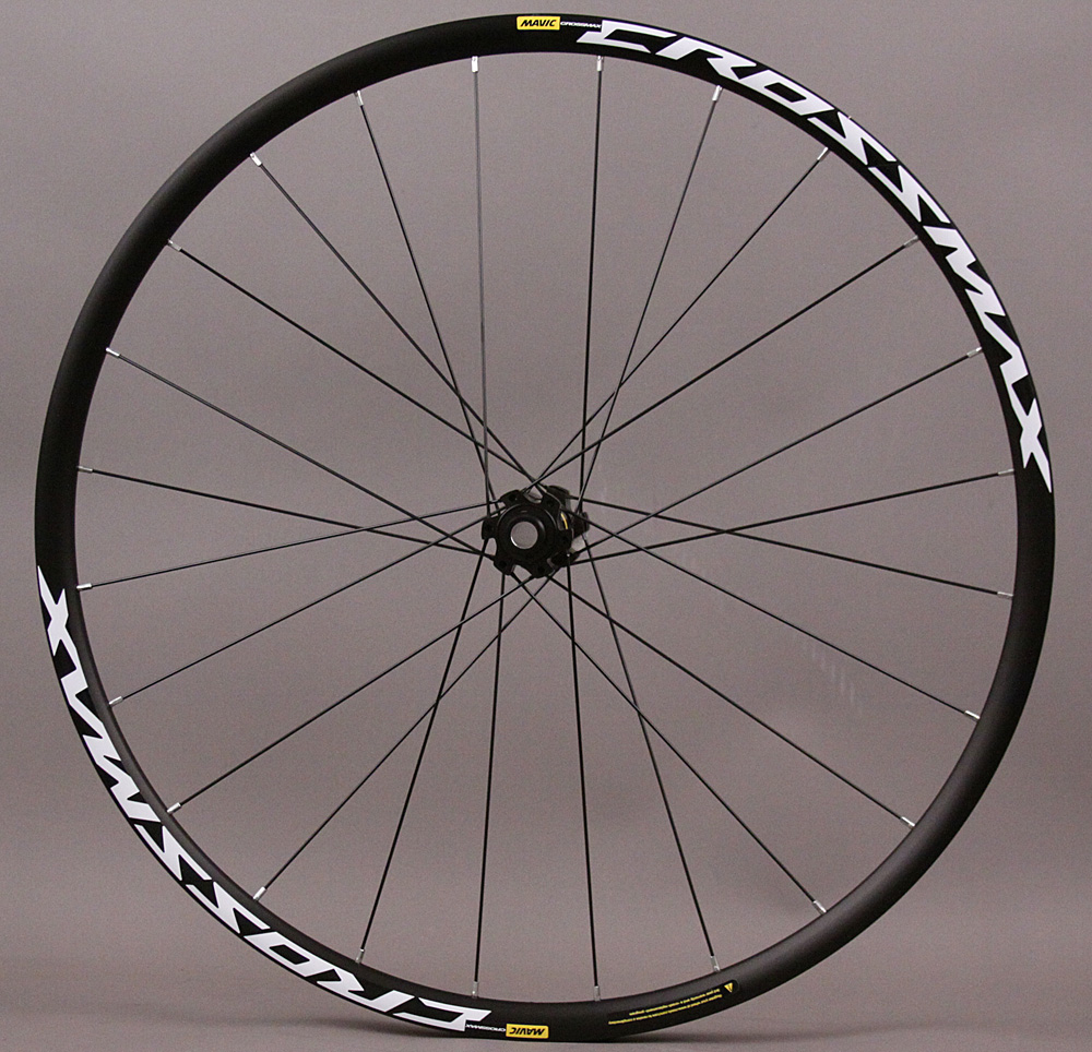 Mavic Crossmax 27.5 650b Tubeless Mountain Front Wheel BOOST