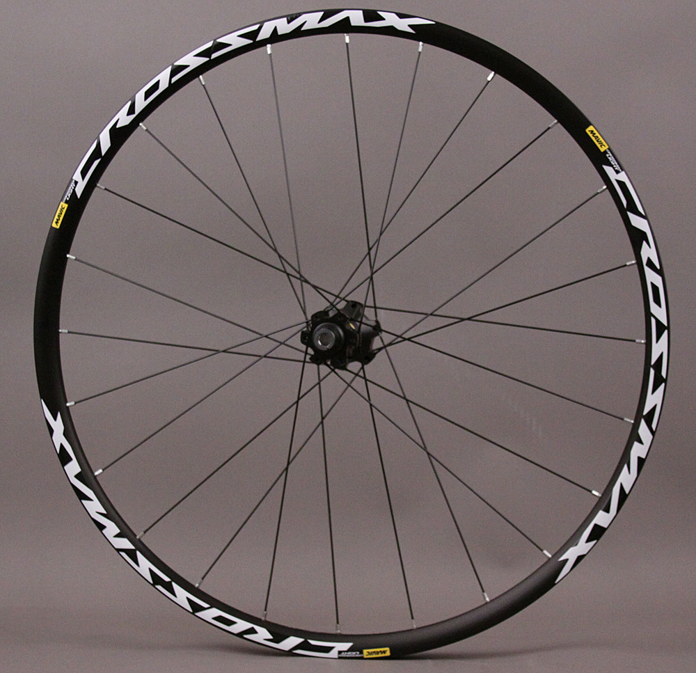 Mavic Crossmax Light 27.5 650b Tubeless Mountain Bike Rear Wheel