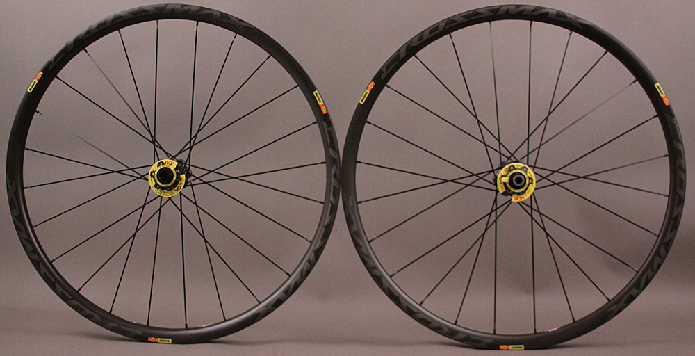 "Mavic Crossmax Pro Carbon 27.5"" 650b MTB XC Mountain Bike Wheels"