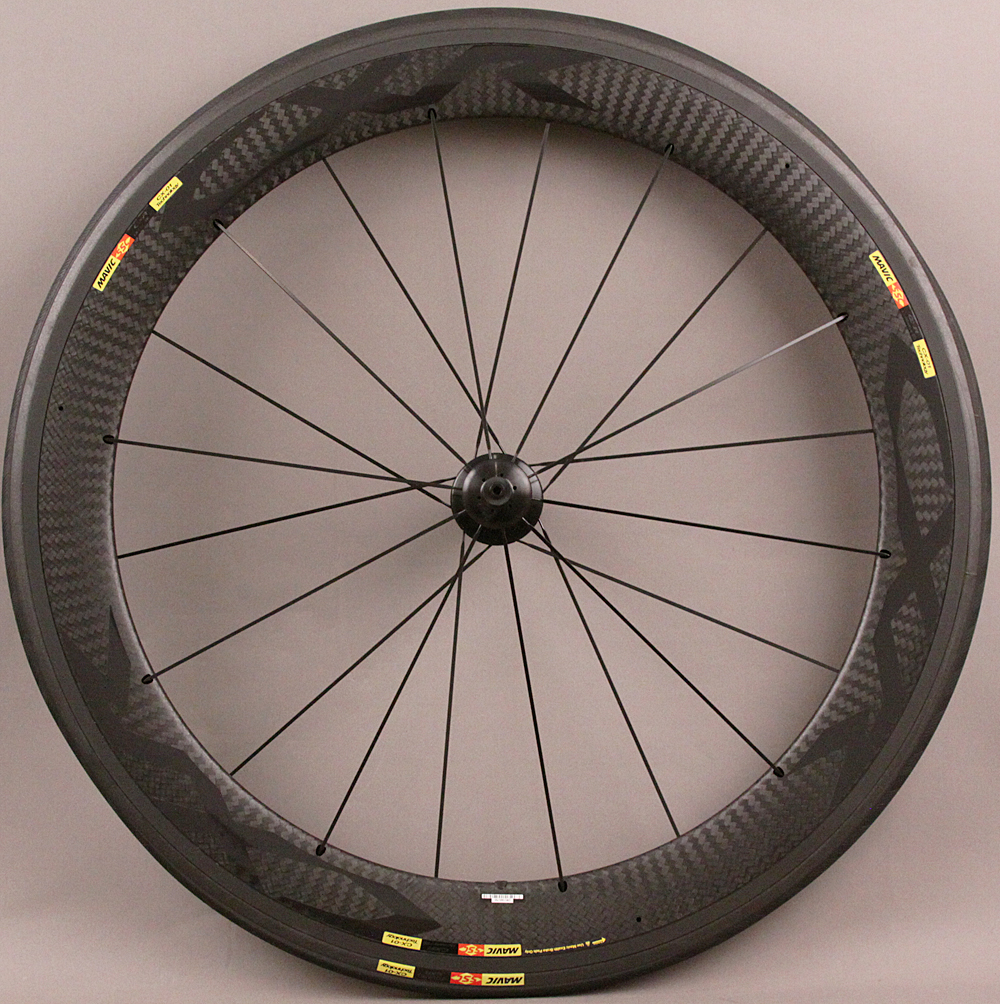 Mavic CXR Ultimate 60 Carbon Clincher Rear Wheel Campy