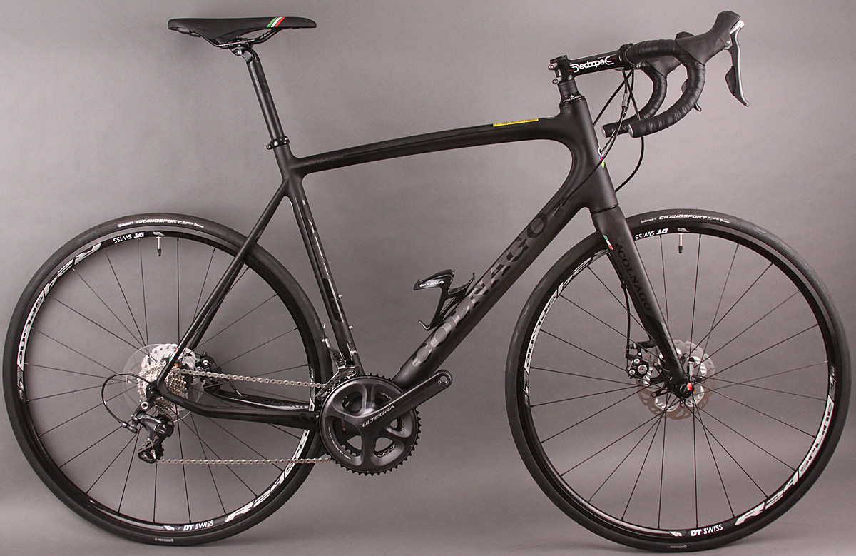 2015 Colnago CX Zero Evo Disc Ultegra 6800 Group 56=58cm TT LANE