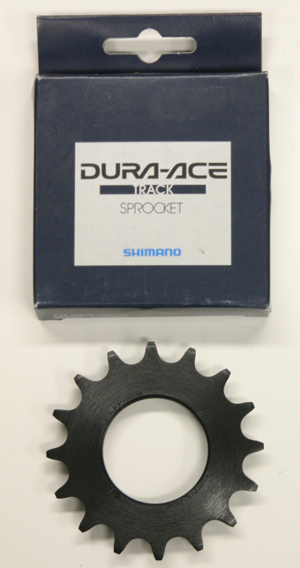 new Shimano Dura Ace track cog 15t x 1/8""