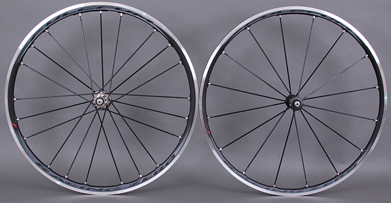 2012 Fulcrum Racing 0 Zero Wheelset Dark Label