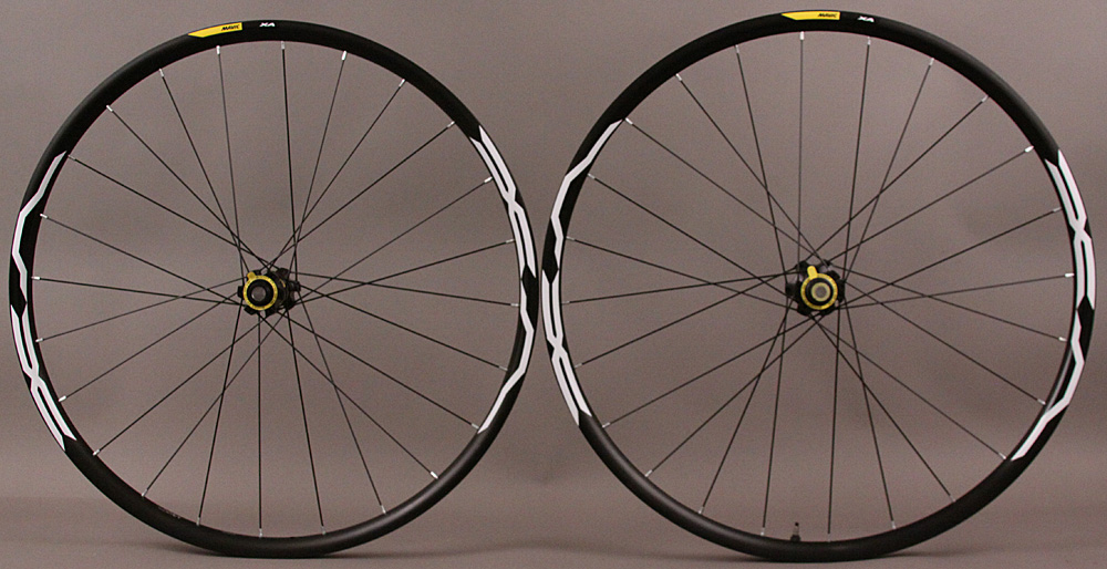 "Mavic XA UST 29"" 29er Cross Mountain Bike Wheelset SHIMANO"
