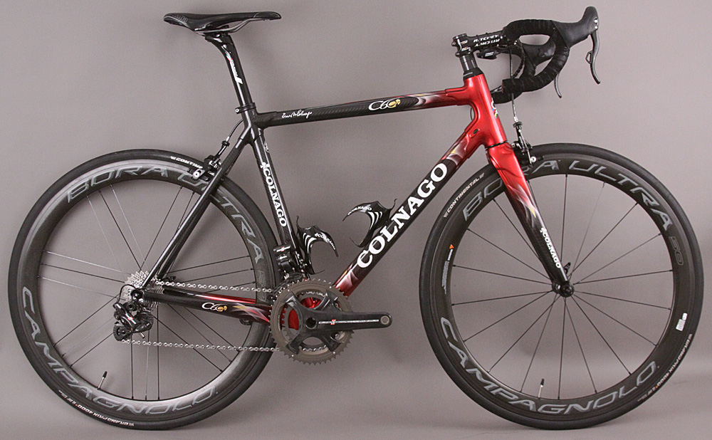 Colnago C60 Carbon Road Bike Campagnolo Super Record EPS 11 Spd