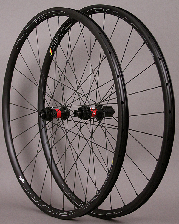 HED Belgium Plus Road CX Gravel Disc Wheelset DT 240 Hubs 28h