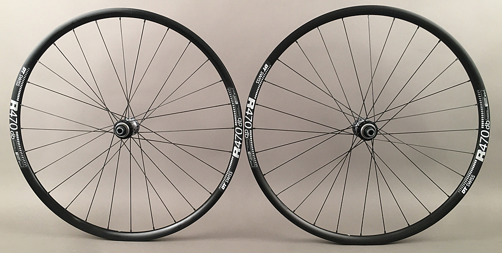 DT R 470 Road Disc 11sp Gravel Wheels Shimano Ultegra Hubs Disc