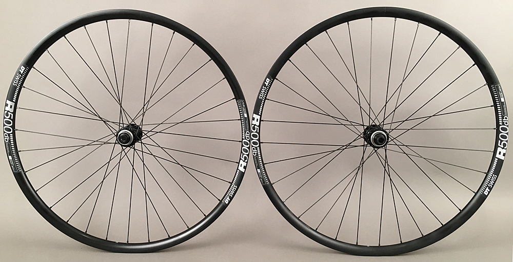 DT R500 Disc Brake Gravel CX Bike 700c Wheels DT Swiss 370 Hubs