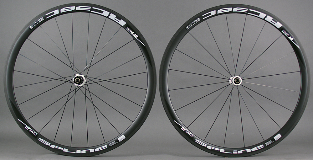 DT Swiss RC38 Spline Carbon Clincher Wheelset SRAM Shimano 8-11