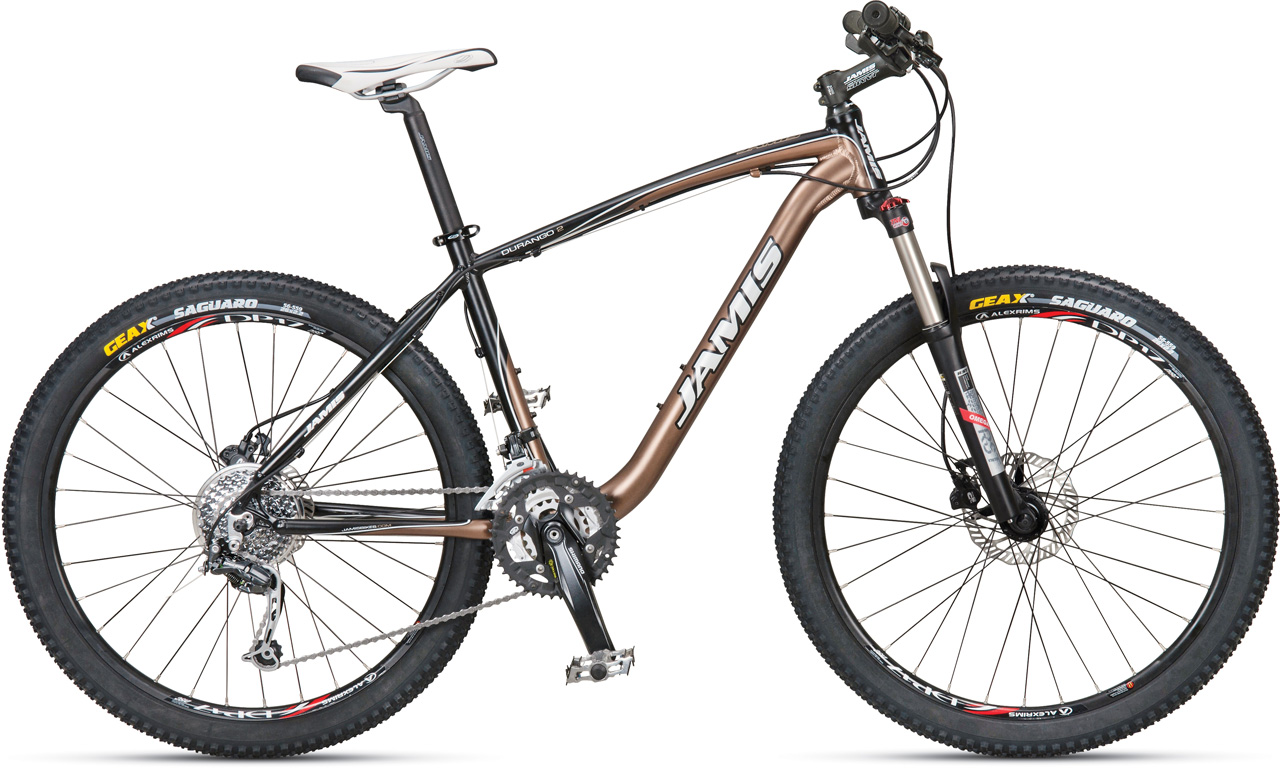 "Jamis Durango 2 26"" Mountain Bike Shimano 9s Hydraulic Disc 19"""