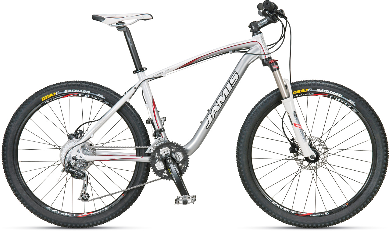 "Jamis Durango 2 26"" Mountain Bike Shimano 9s Hydraulic Disc 21"""