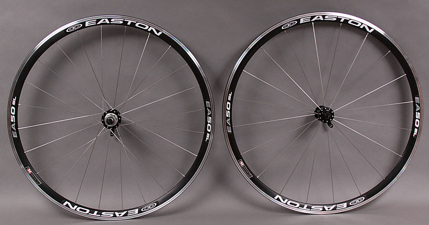 2009 Easton EA50 SL Wheelset Shimano SRAM 8 9 10 speed