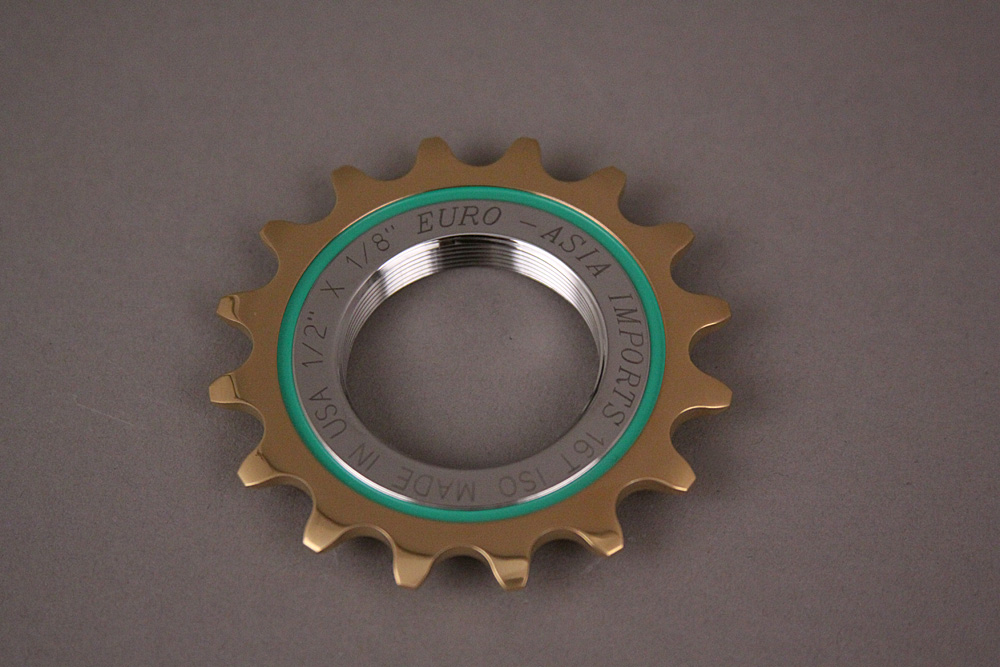 EAI Gold Medal Pro Track Bicycle Cog 16 Tooth