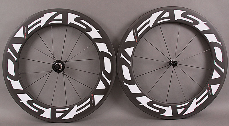 2011 Easton EC90 TT Carbon Fiber Wheelset