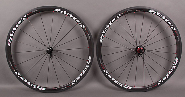 2011 Easton EC90 SL Carbon Clincher Wheelset