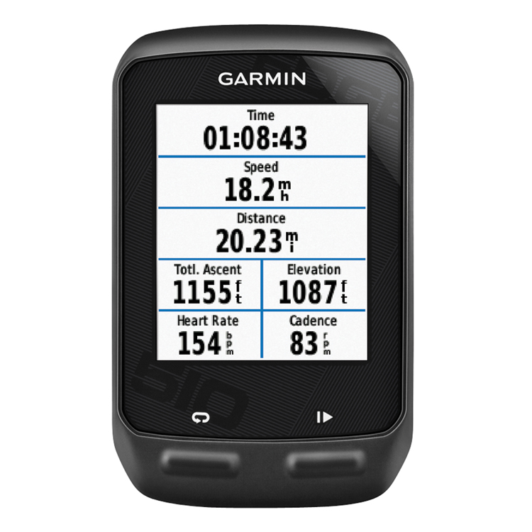 Garmin Edge 510 Black Cycling Computer