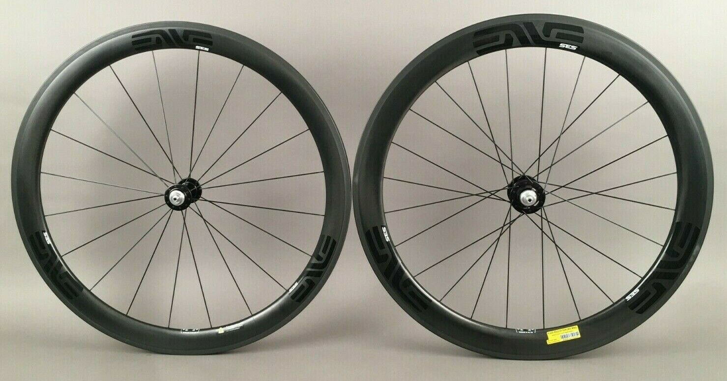 DEMO Enve SES 4.5 G2 Chris King Ceramic Clincher Wheelset