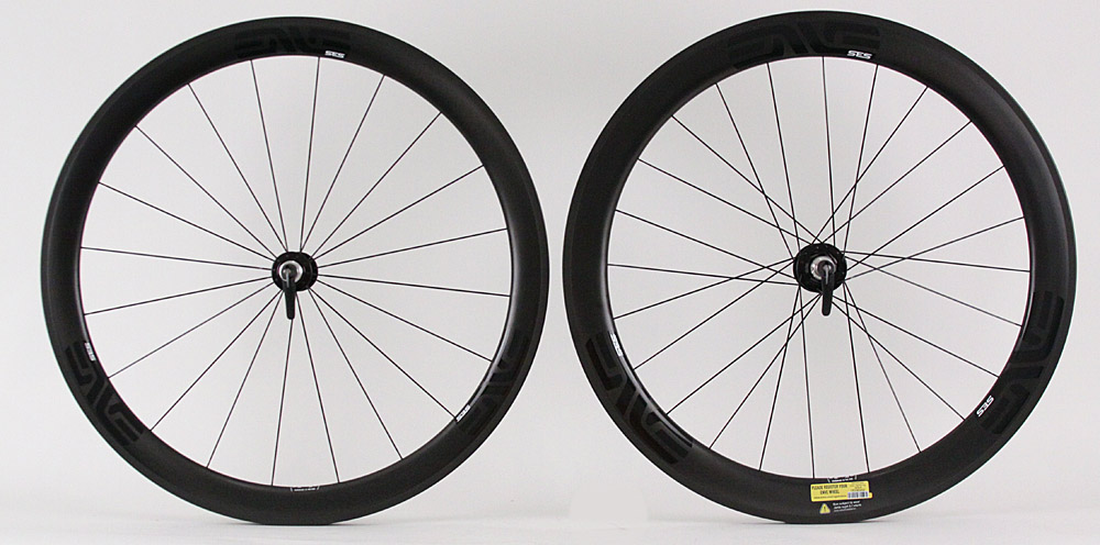 2018 Enve SES 4.5 G2 Chris King Ceramic Tubular Wheelset