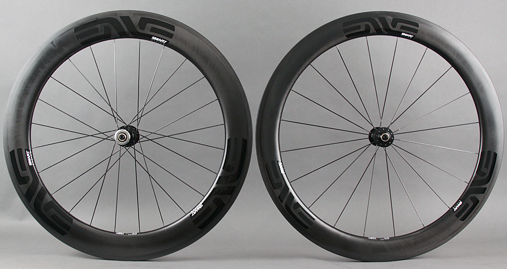 Enve SES 6.7 Carbon Tubular Wheelset Chris King Ceramic Hubs