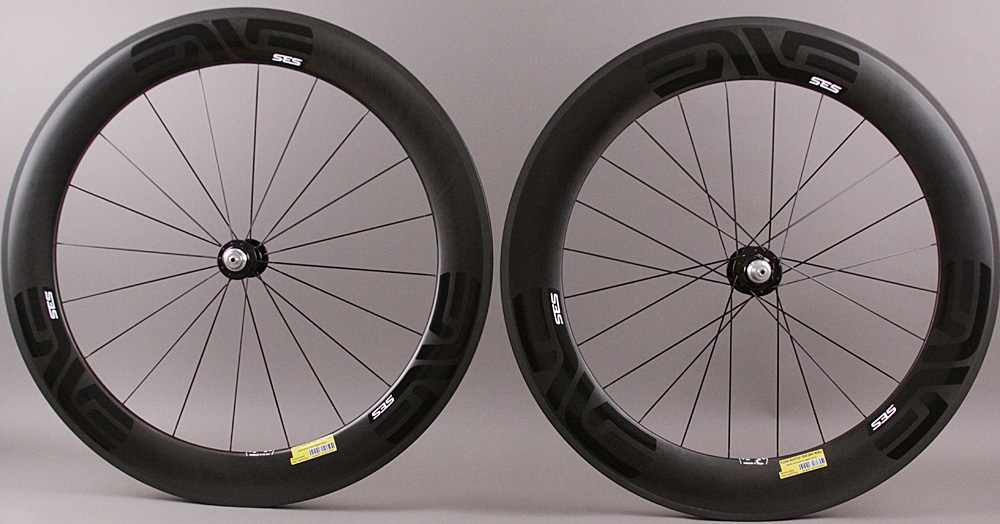 2018 Enve Composites SES 7.8 Carbon Clincher Wheels Chris King