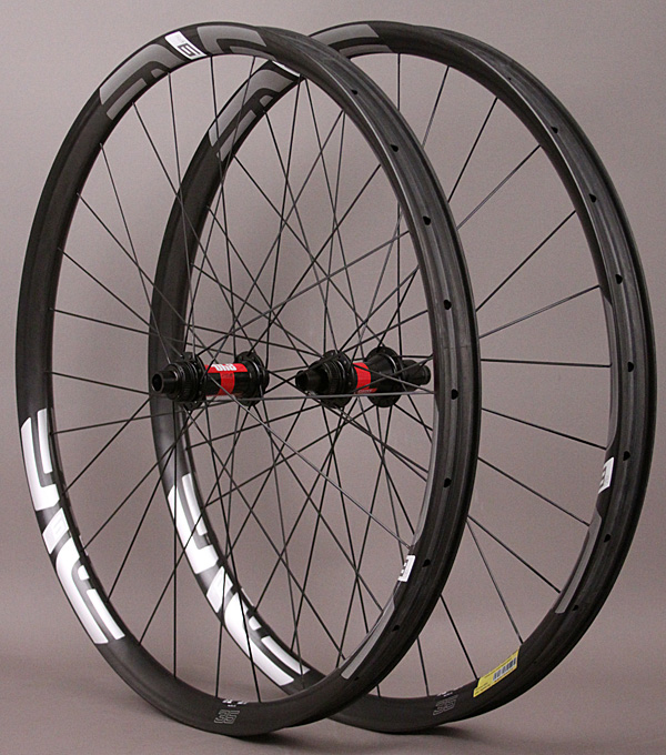 Enve M635 27.5 650b DT 240 Carbon Mountain Wheels Disc SHIMANO