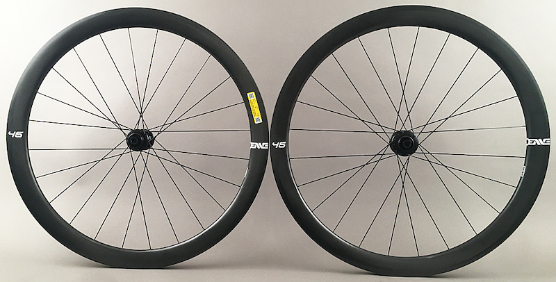 ENVE Carbon 45 Foundation Wheels 700c 12 x 100/142mm Shimano 11